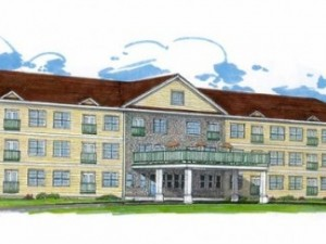 3 Storey Seniors Housing - Nova Scotia