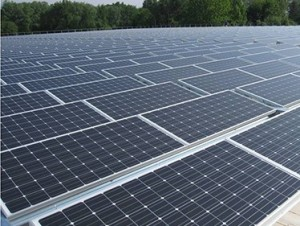 Rooftop Solar PV Project
