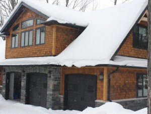 Custom Home Lake Simcoe