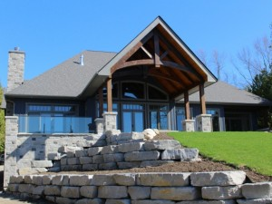 Custom Cottage Lake Simcoe